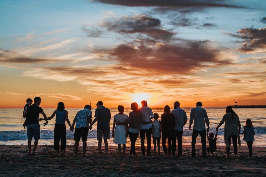 Familjer är ett nätverk av individer