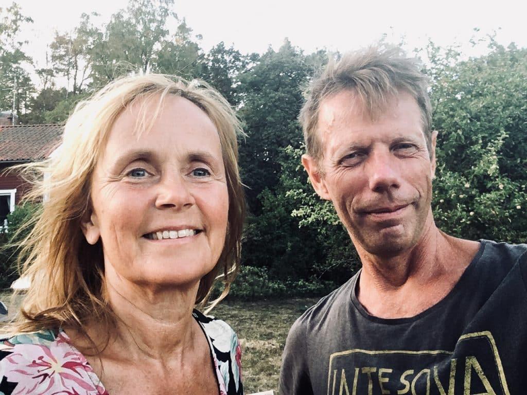 Kristina Pettersson och Björn Granberg